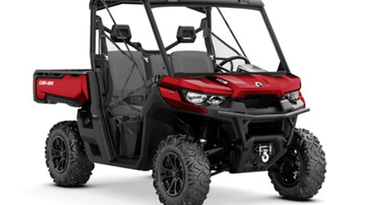 2018 Can-Am Defender HD10 for sale 200514327