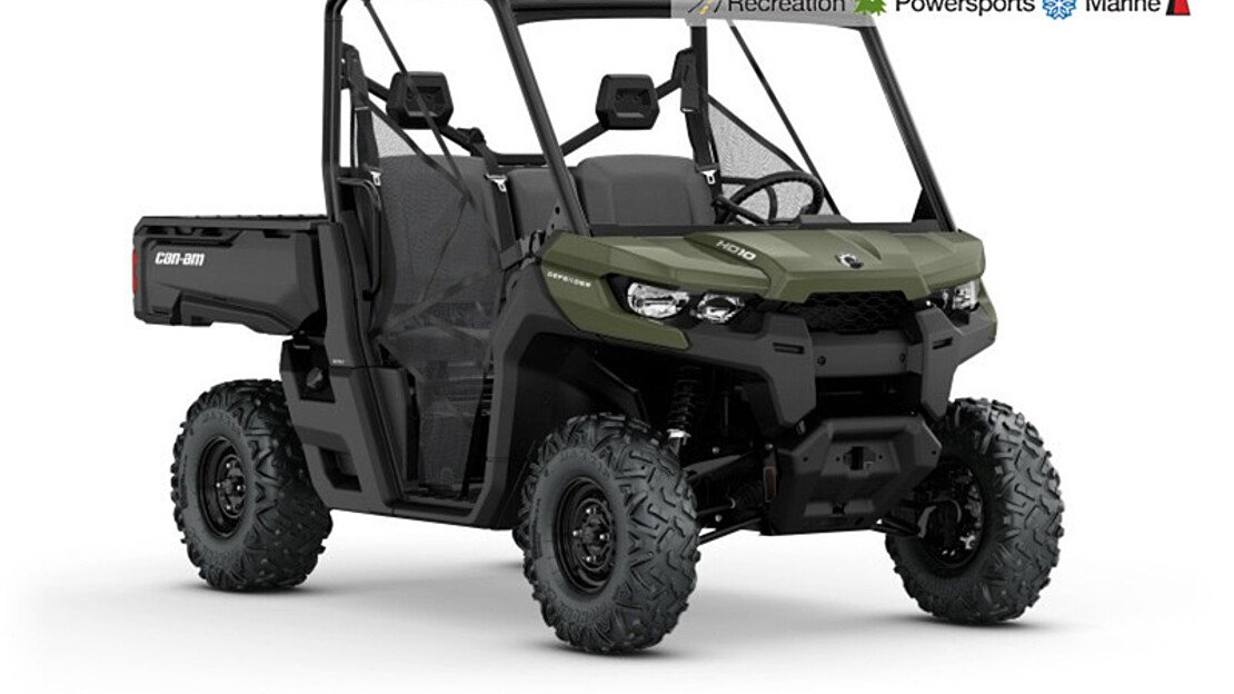 2018 Can-Am Defender for sale 200517055