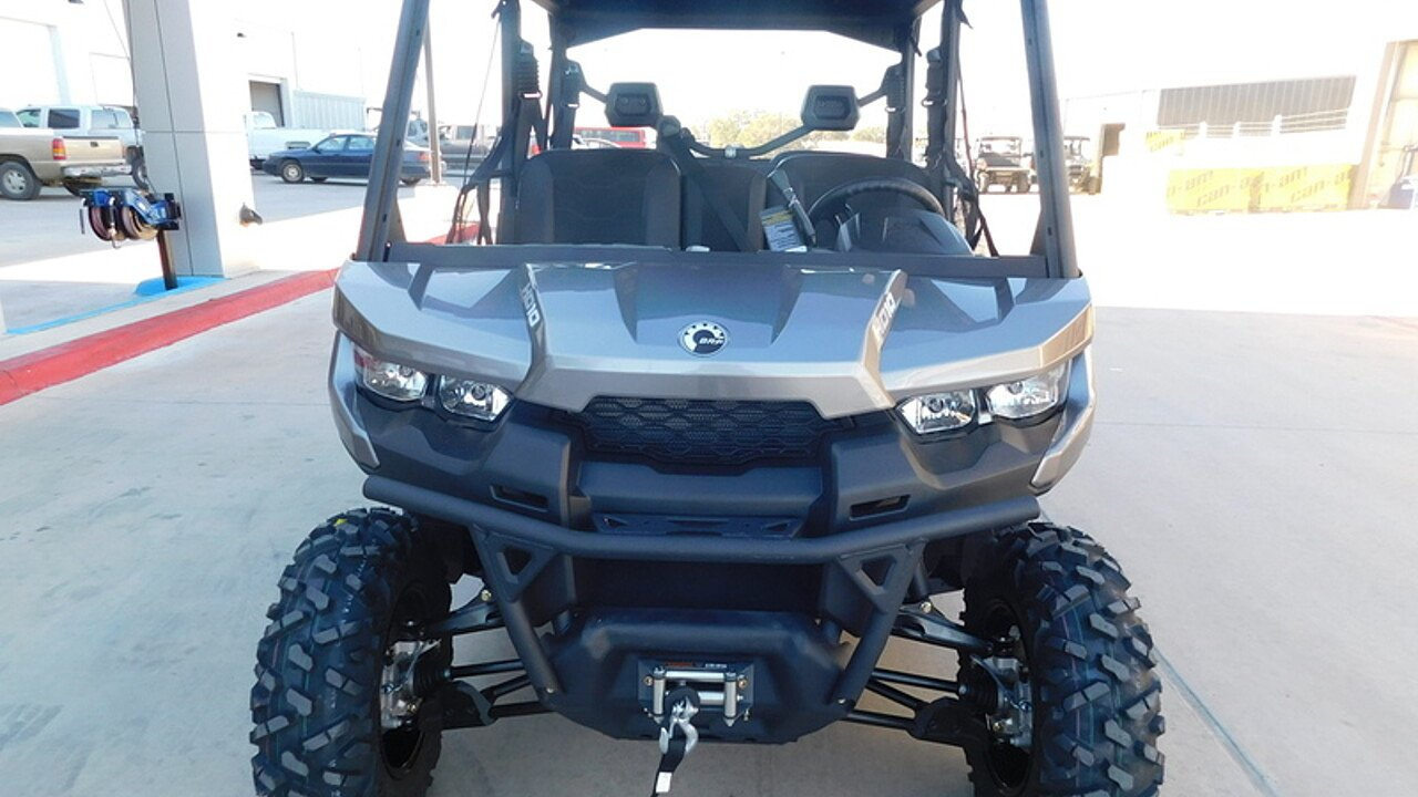 2018 Can-Am Defender for sale 200519617