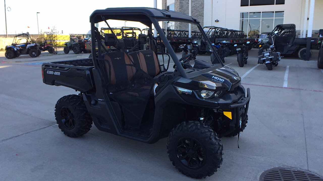 2018 Can-Am Defender HD10 for sale 200521381