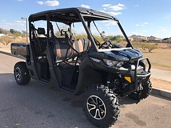 2018 Can-Am Defender Max Lone Star for sale 200521419