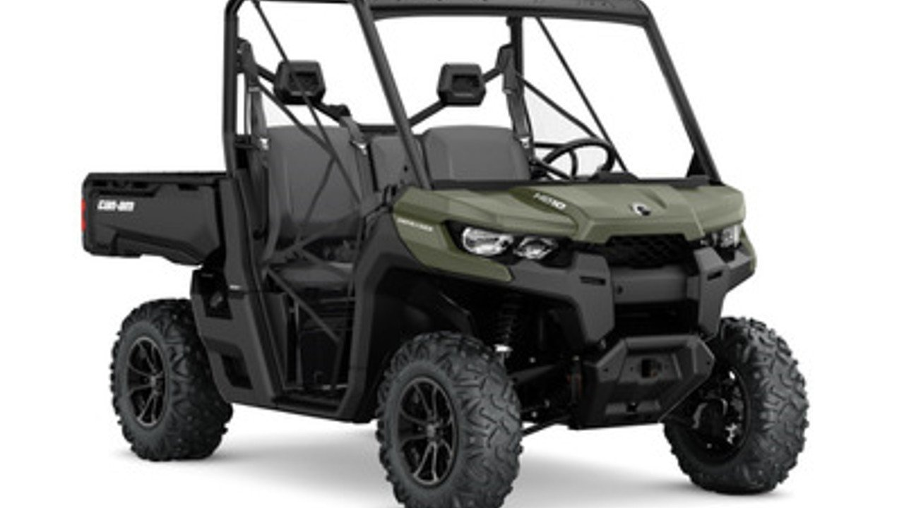 2018 Can-Am Defender for sale 200527948