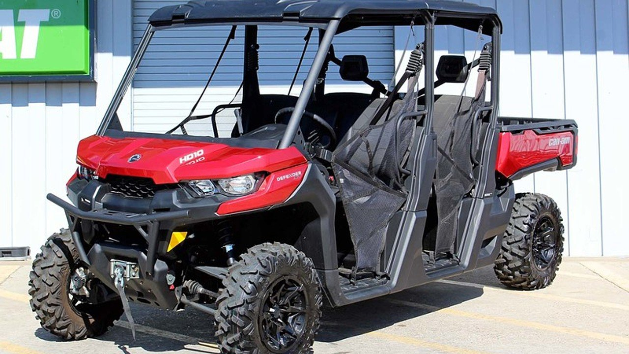 2018 Can-Am Defender for sale 200527957