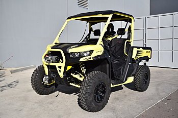 2018 Can-Am Defender X mr HD10 for sale 200529106
