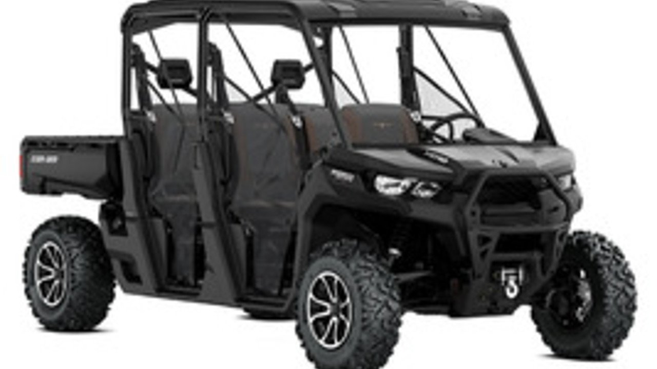 2018 Can-Am Defender for sale 200532058