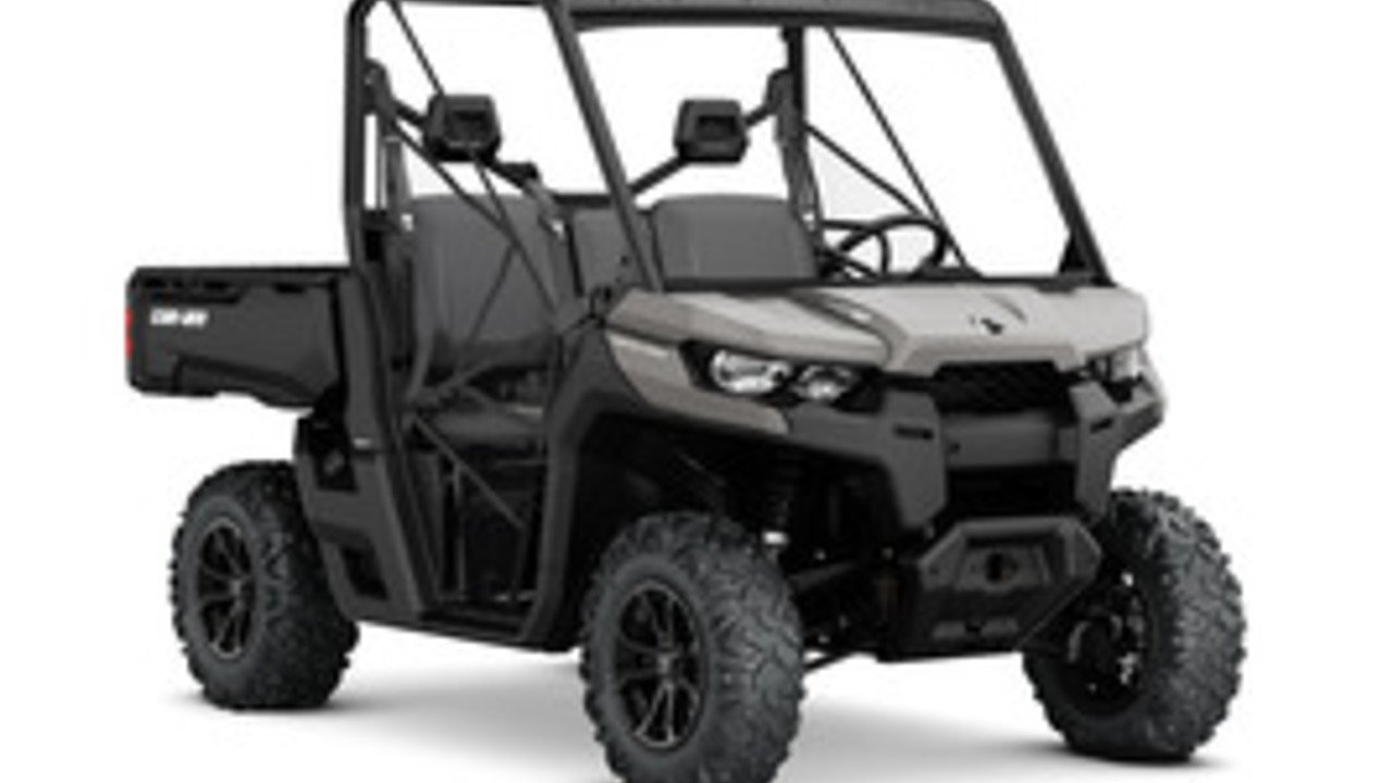 2018 Can-Am Defender for sale 200532066