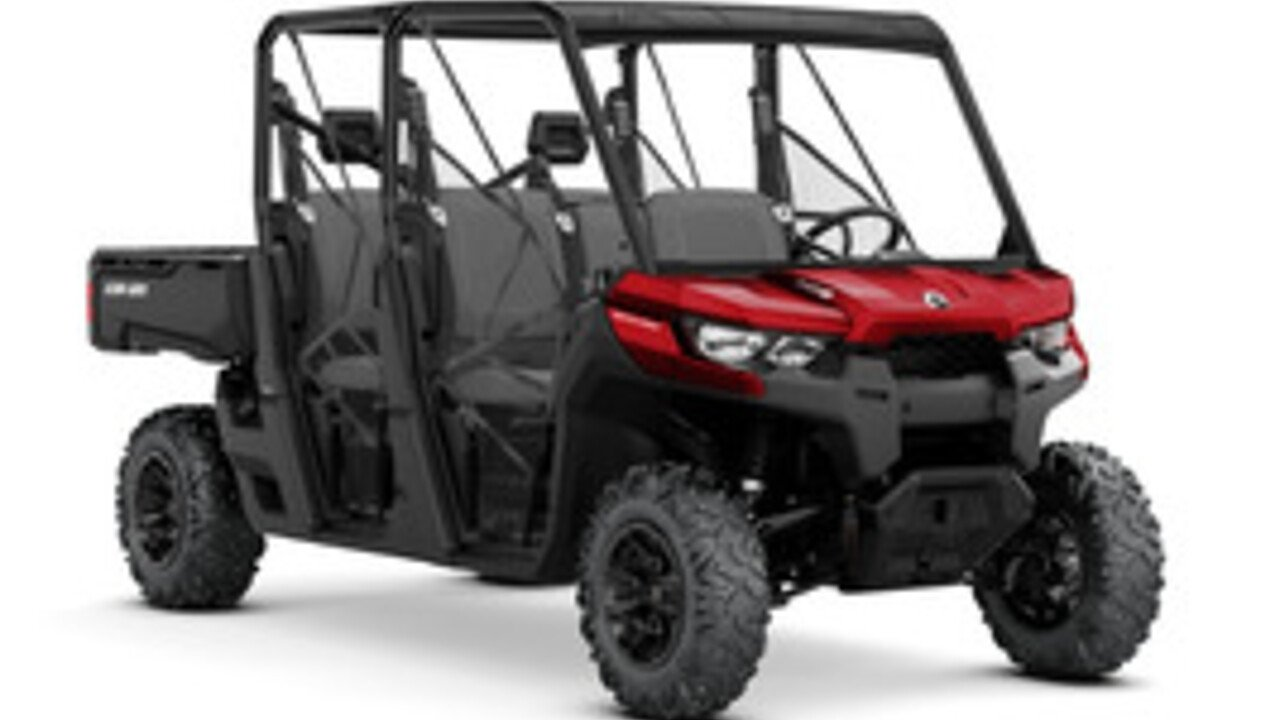 2018 Can-Am Defender for sale 200532067