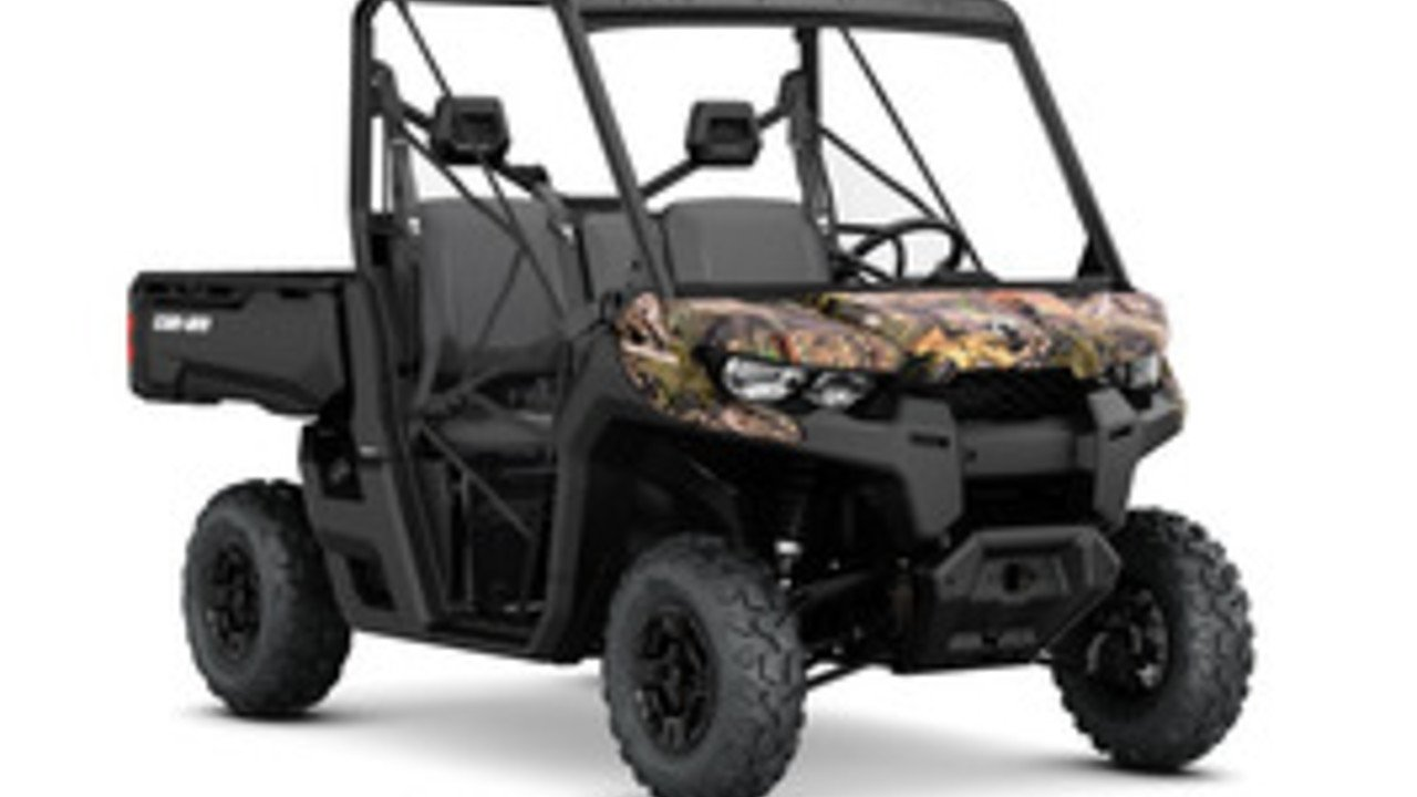 2018 Can-Am Defender for sale 200532068