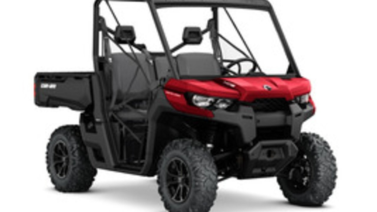 2018 Can-Am Defender for sale 200532069