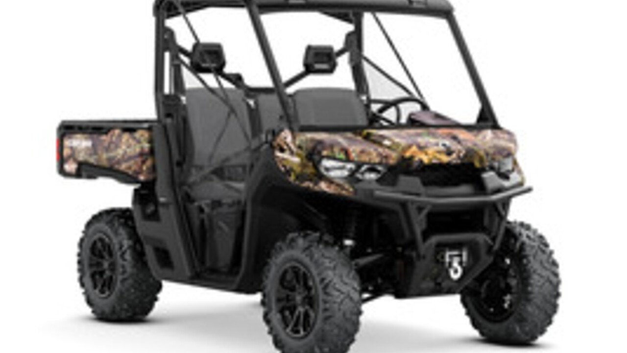 2018 Can-Am Defender for sale 200532667