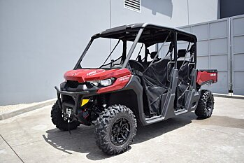 2018 Can-Am Defender for sale 200536153
