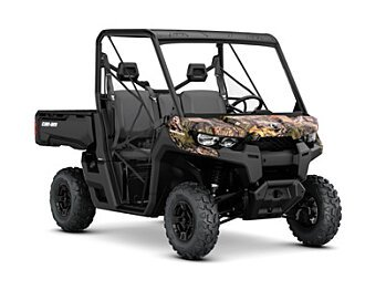 2018 Can-Am Defender for sale 200537230