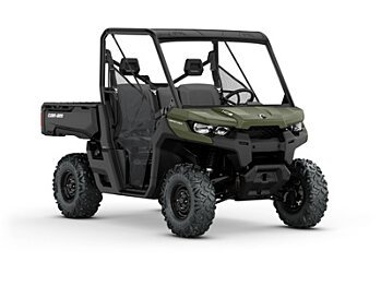 2018 Can-Am Defender for sale 200537666