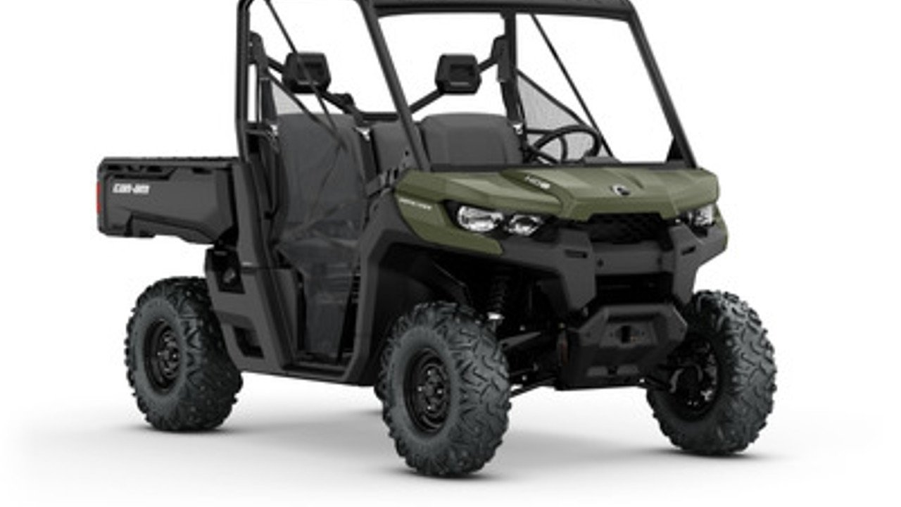 2018 Can-Am Defender for sale 200551343