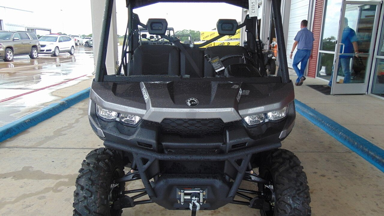 2018 Can-Am Defender HD10 for sale 200551843