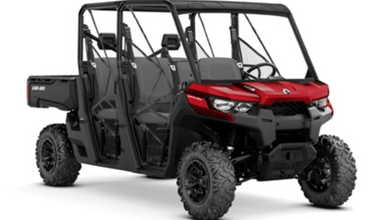 2018 Can-Am Defender for sale 200559465