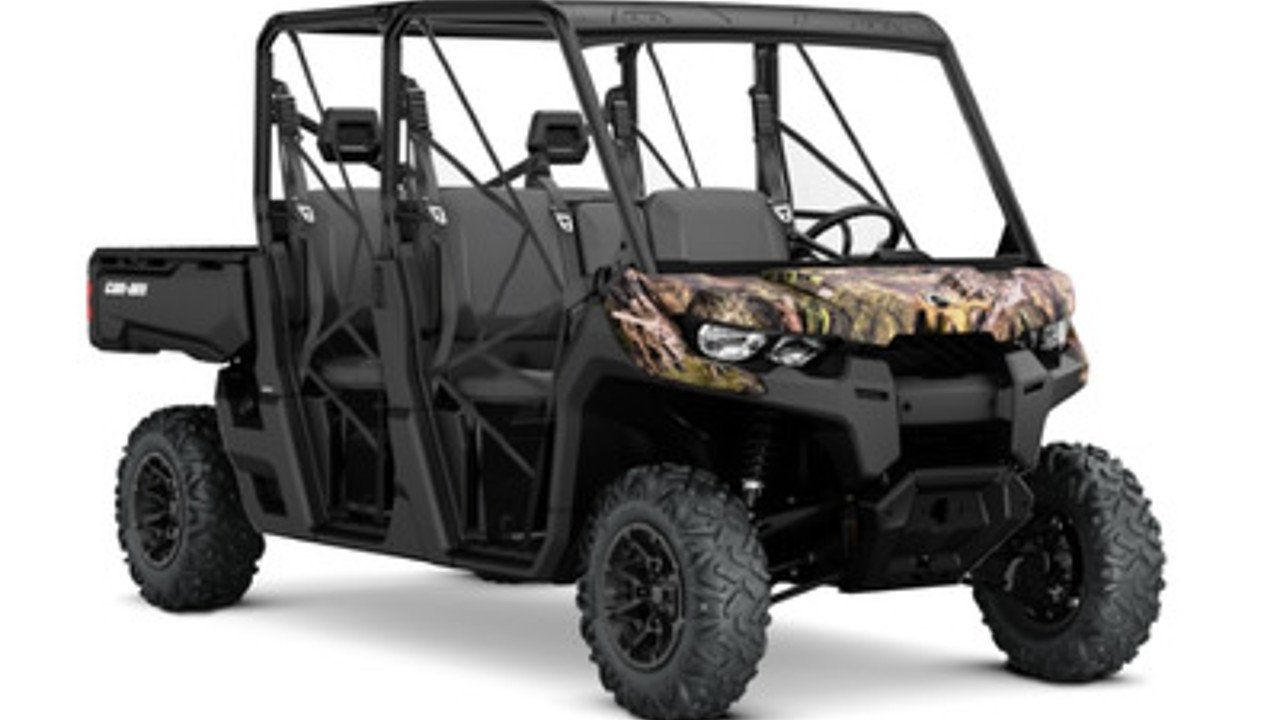 2018 Can-Am Defender for sale 200559749