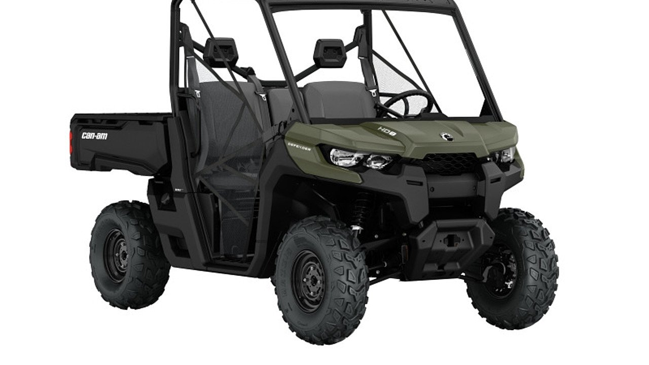2018 Can-Am Defender for sale 200565147