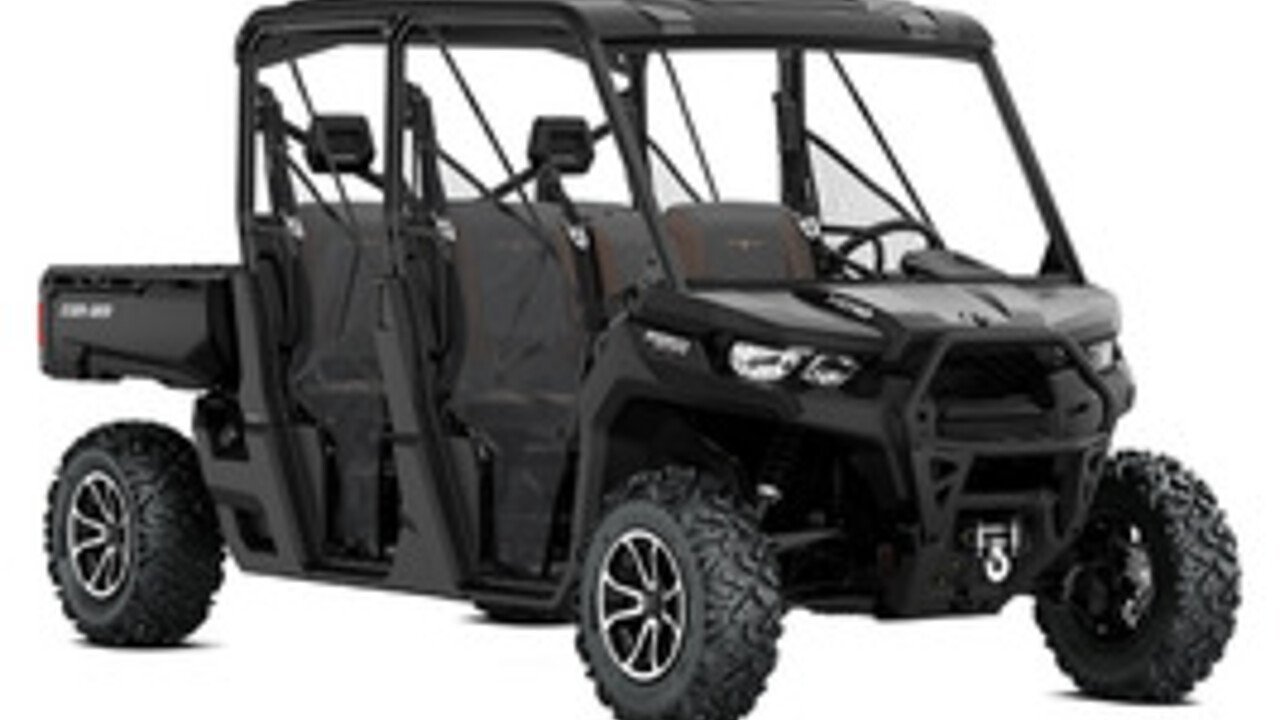 2018 Can-Am Defender Max Lone Star for sale 200569324