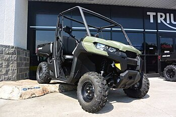 2018 Can-Am Defender for sale 200571715