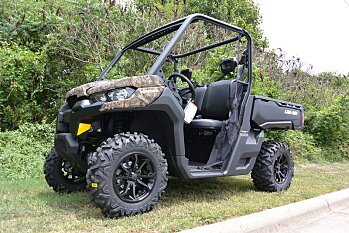 2018 Can-Am Defender for sale 200577782