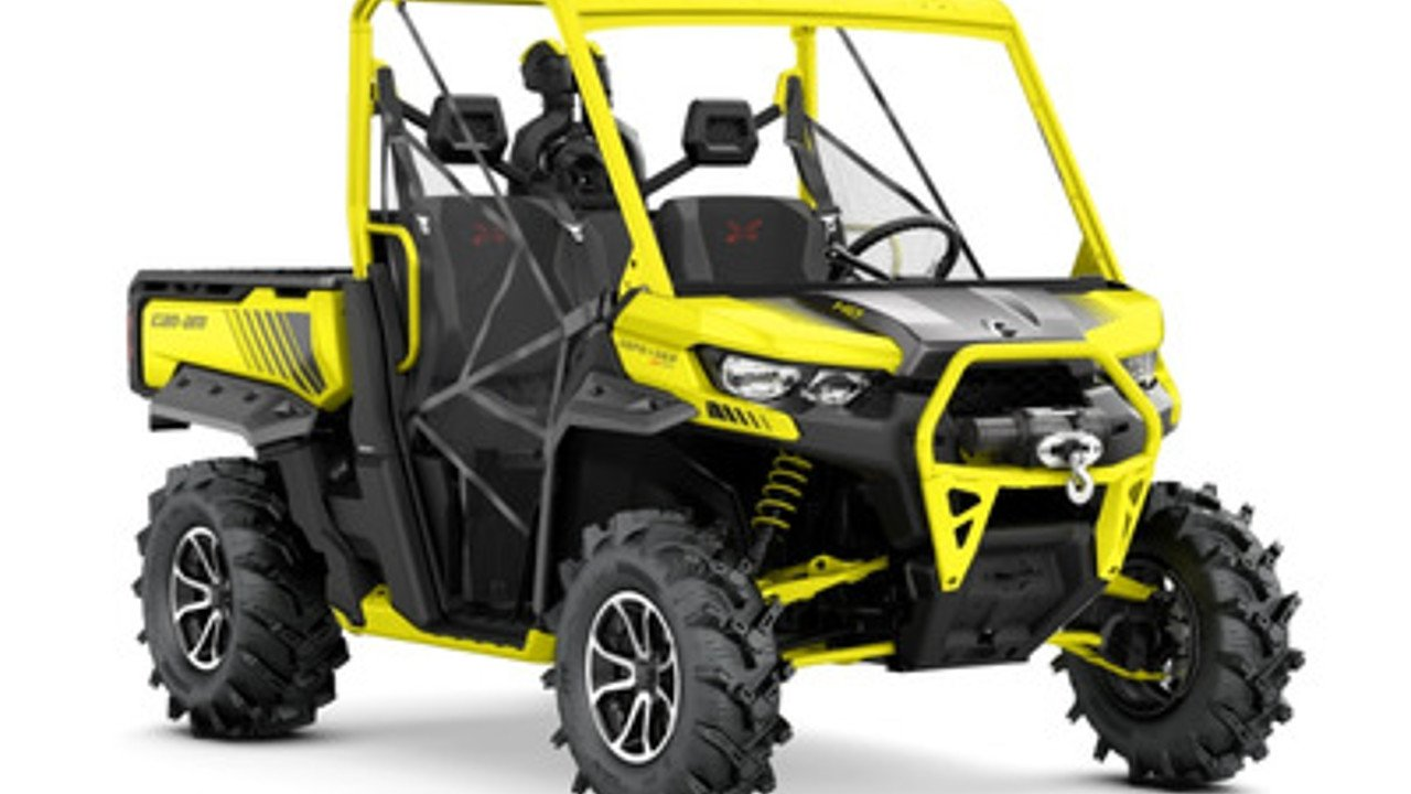 2018 Can-Am Defender X mr HD10 for sale 200580289