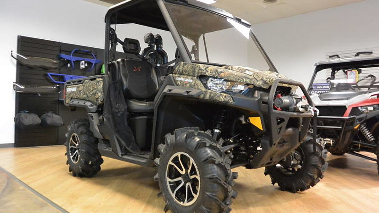 2018 Can-Am Defender X MR HD10 for sale 200585298