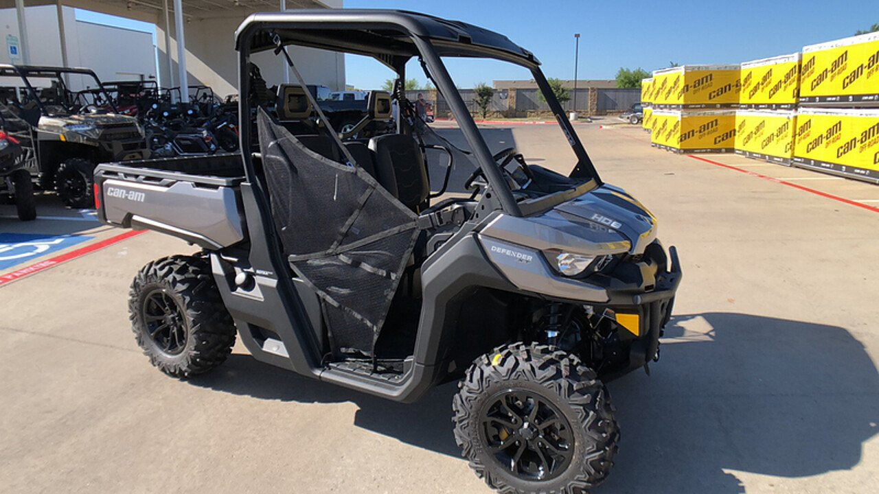 2018 Can-Am Defender XT HD8 for sale 200587906