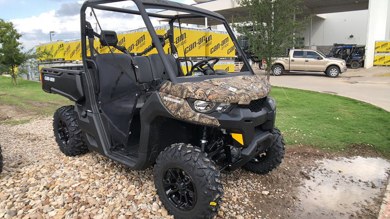 2018 Can-Am Defender for sale 200591598