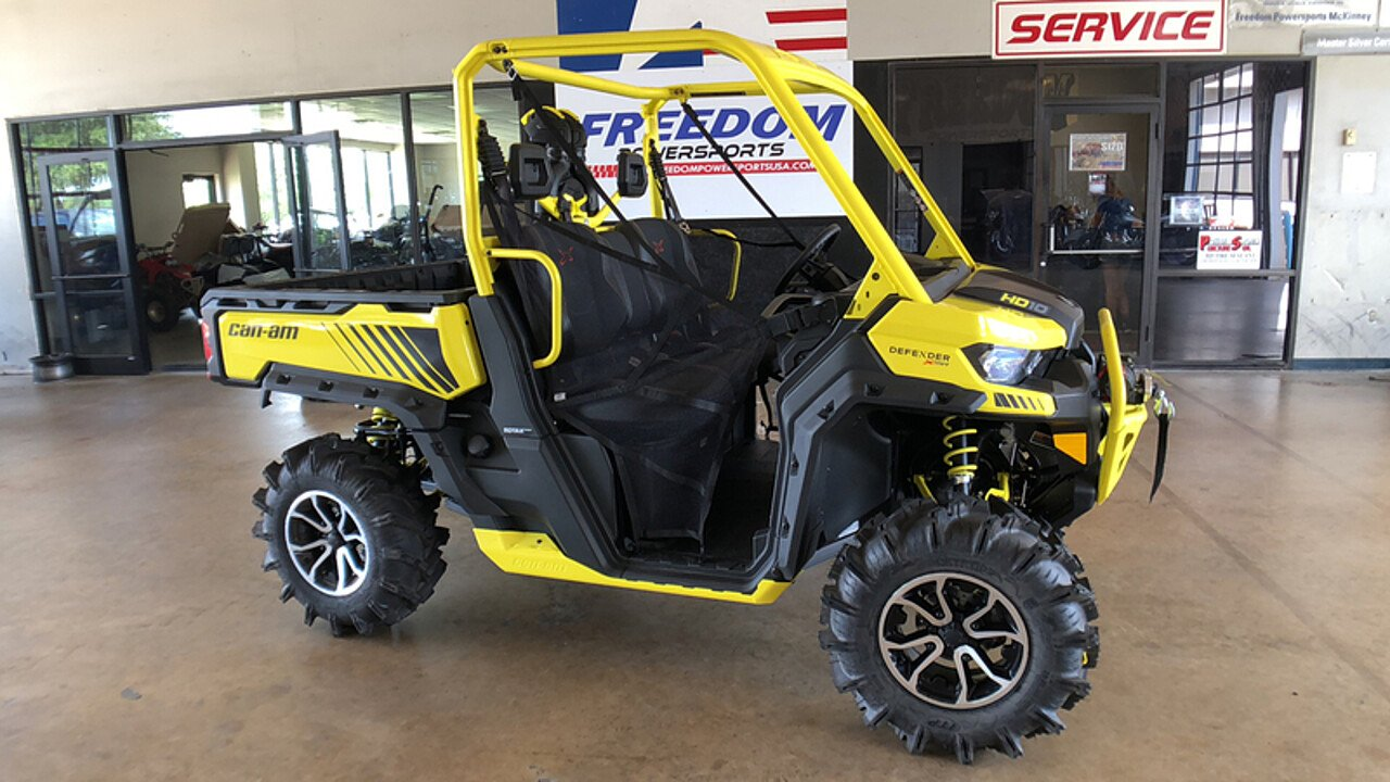2018 Can-Am Defender X MR HD10 for sale 200592965
