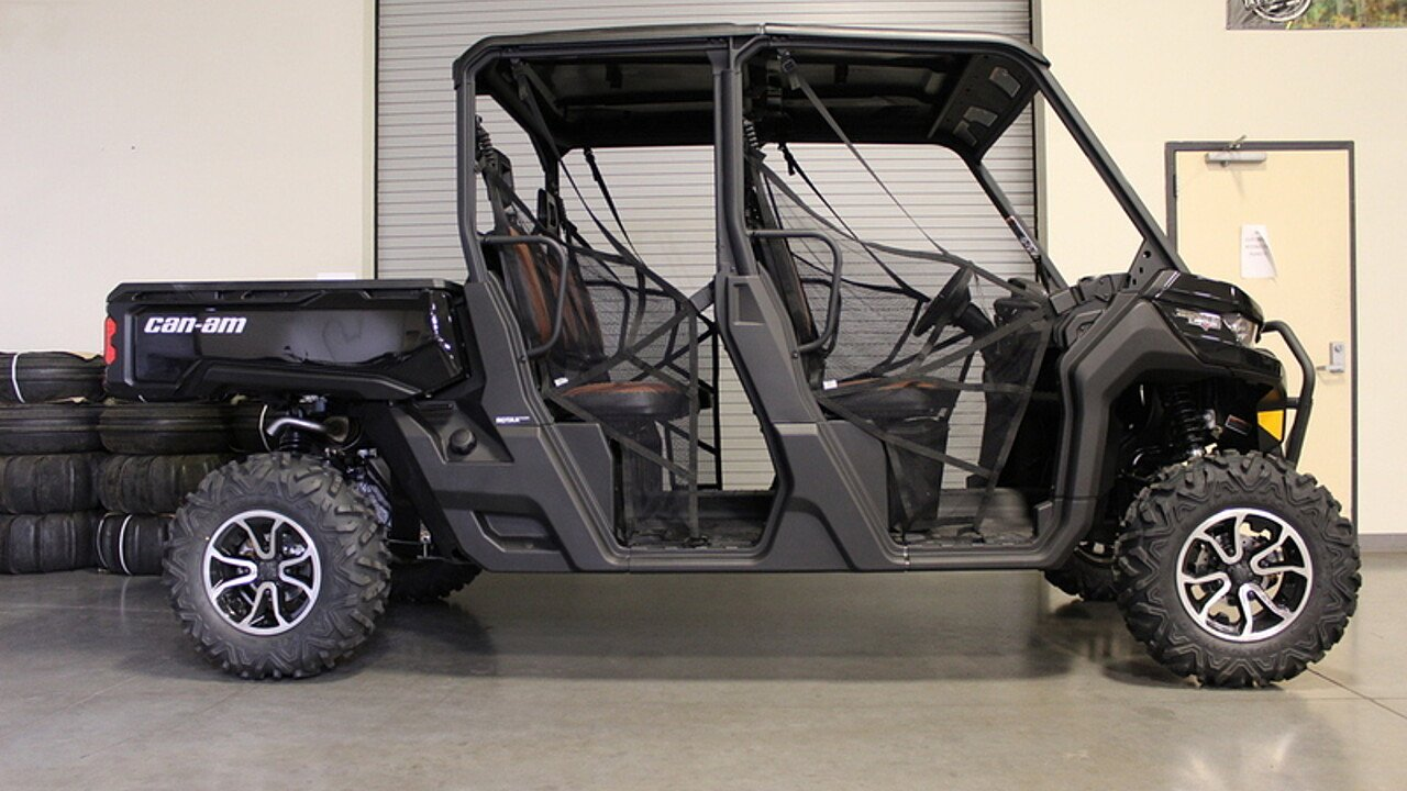 2018 Can-Am Defender Max Lone Star for sale 200594762