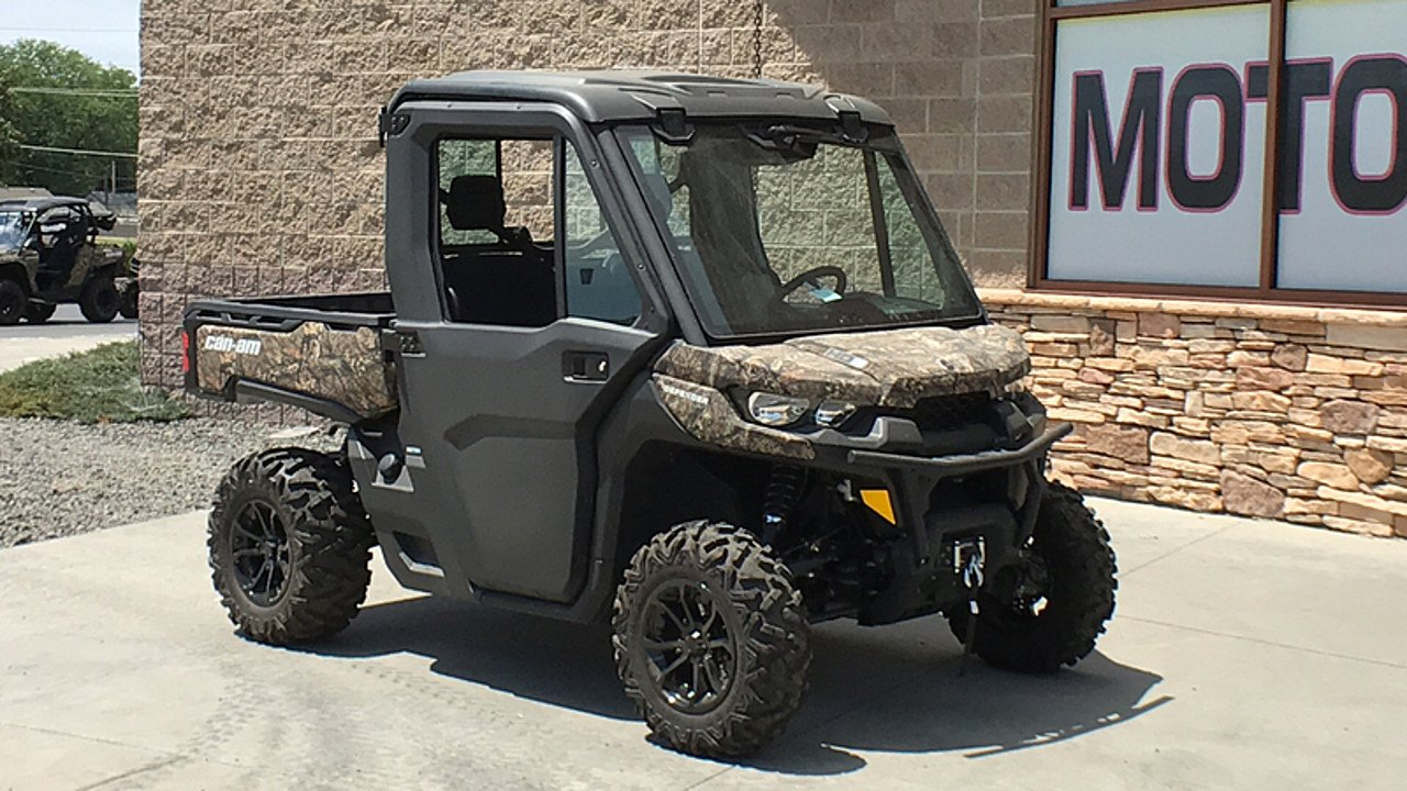 2018 Can-Am Defender for sale 200599733