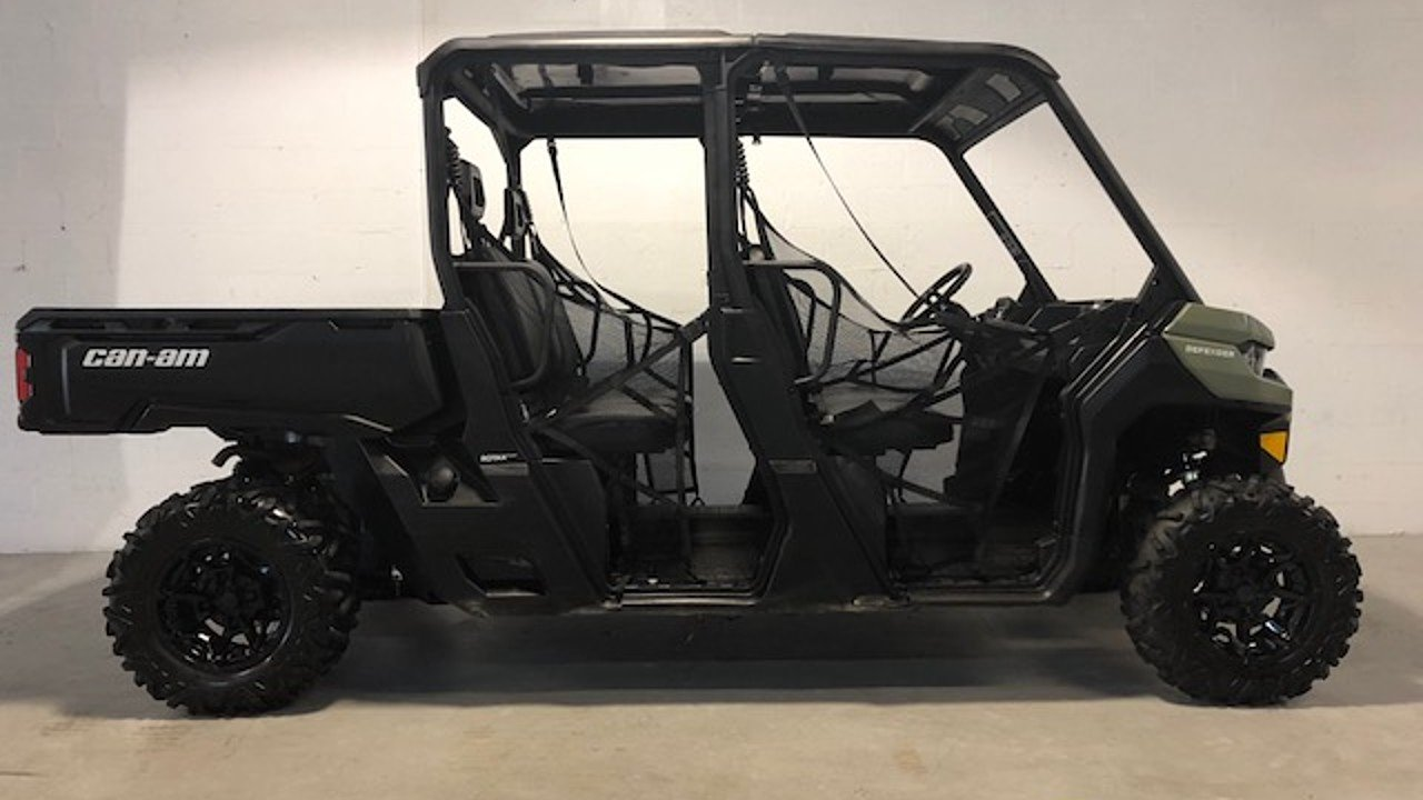 2018 Can-Am Defender Max for sale 200608821