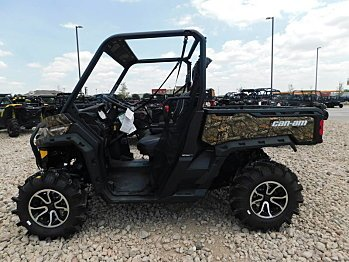 2018 Can-Am Defender X mr HD10 for sale 200673793