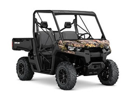 2018 Can-Am Defender for sale 200478488