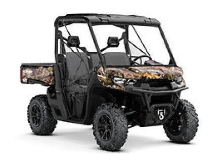 2018 Can-Am Defender for sale 200478497