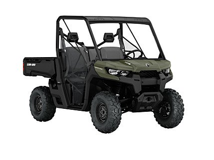 2018 Can-Am Defender for sale 200480499
