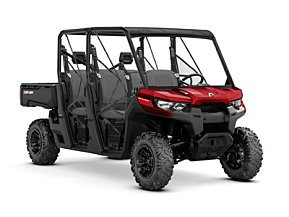 2018 Can-Am Defender for sale 200502138