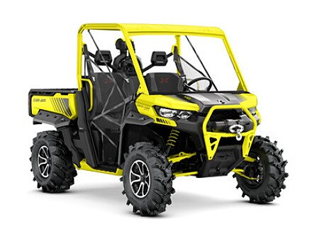 2018 Can-Am Defender for sale 200516036