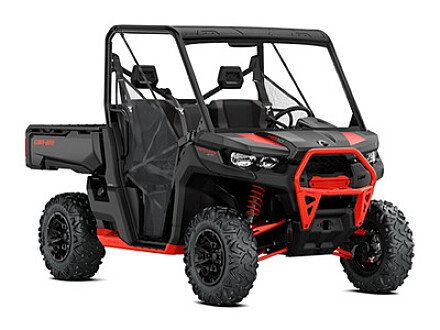 2018 Can-Am Defender for sale 200527038