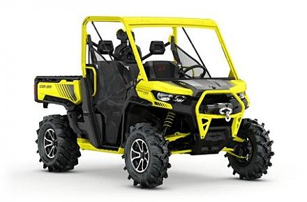 2018 Can-Am Defender for sale 200624242