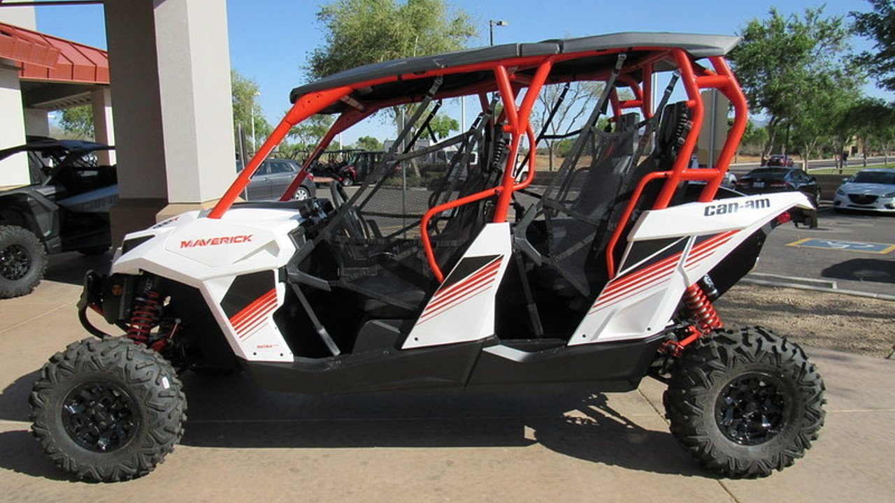 2018 Can-Am Maverick 1000R DPS for sale 200521257