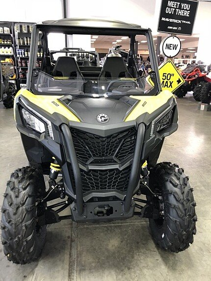 2018 Can-Am Maverick 800 for sale 200530767