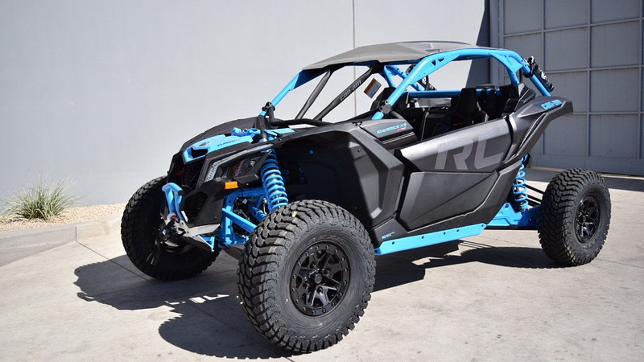 2018 Can-Am Maverick 900 X3 for sale 200547803