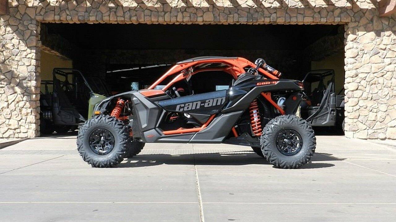 2018 Can-Am Maverick 900 X3 X rs Turbo R for sale 200584981