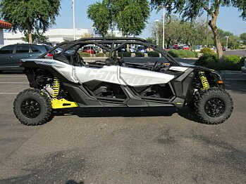 2018 Can-Am Maverick MAX 1000R for sale 200489663