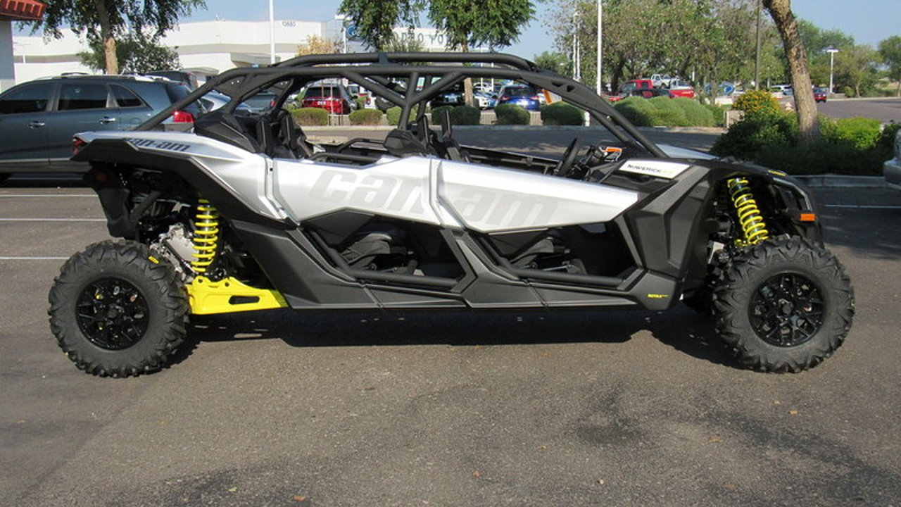 2018 can am maverick max 1000r for sale near goodyear arizona 85338 motorcycles on autotrader. Black Bedroom Furniture Sets. Home Design Ideas