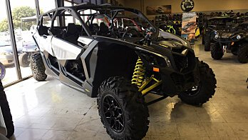 2018 Can-Am Maverick MAX 1000R for sale 200490013