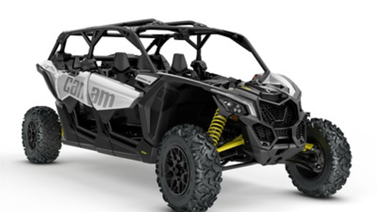 2018 Can-Am Maverick MAX 1000R for sale 200490265