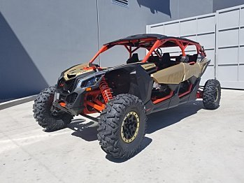 2018 Can-Am Maverick MAX 1000R for sale 200504685